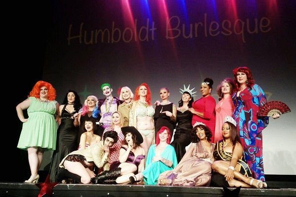 4th Annual Humboldt Burlesque Festival